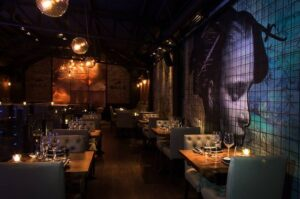 Ceviche restaurante rosario