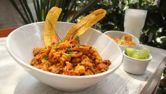 Chambaku Caribe - donde comer en bogota