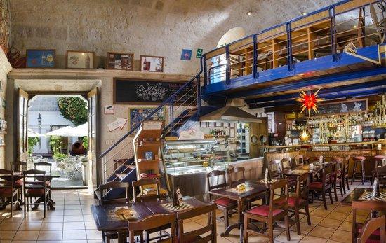 Crepísimo restaurantes en Arequipa