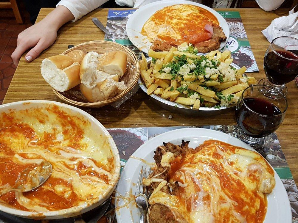 La Fonda del Tío mejores restaurantes en bariloche