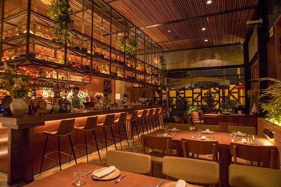 Mayta lima restaurante romanticos