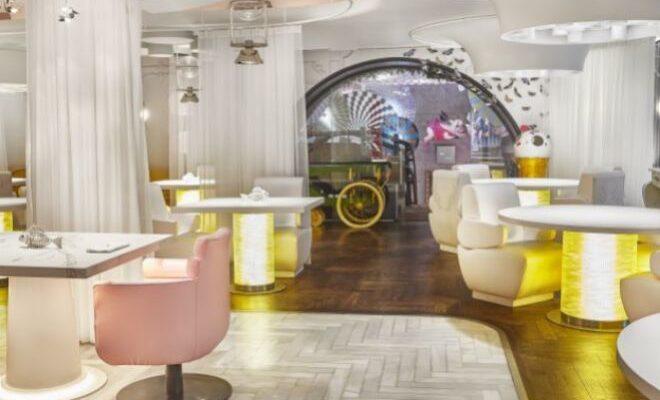 diverxo restaurante - donde comer en madrid