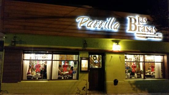 las brasas bariloche restaurantes mejores
