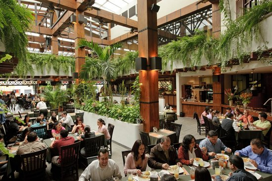 Restaurantes en San José costa rica