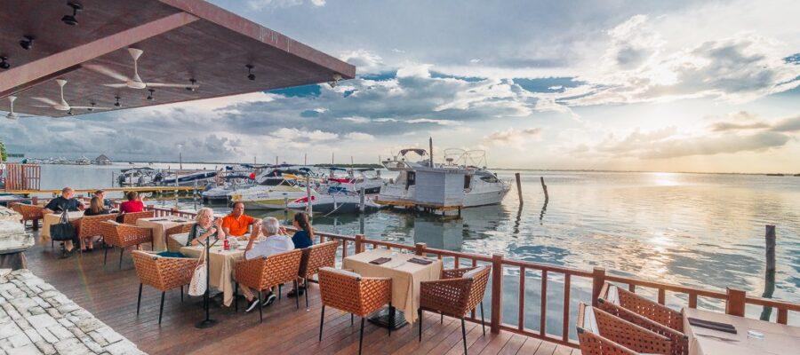 cenacolo mejores restauranres zona hotelera cancun