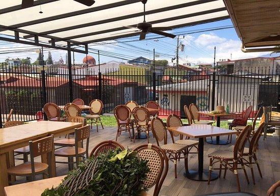 pesqueria da limonta - restaurantes con terraza alajuela