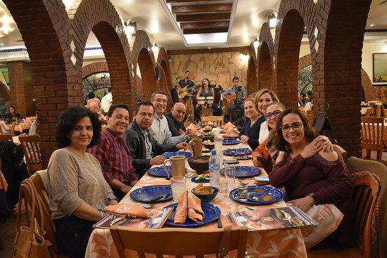El Mesón Principal restaurante saltillo