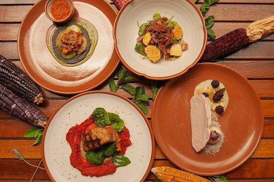 Lu Cocina Michoacana