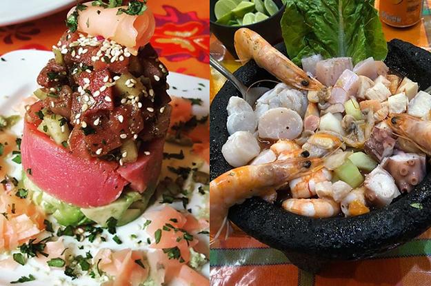 Mejores restaurantes en Mazatlán
