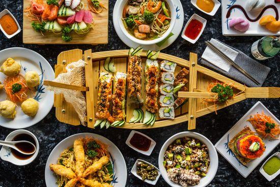 Mizaki restaurante con servicio a domicilio en leon