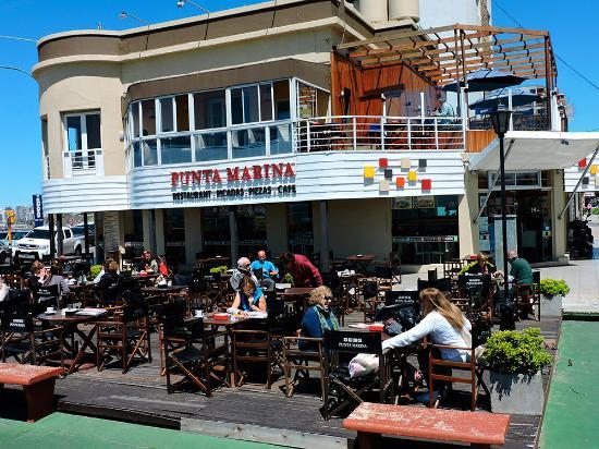 Punta Marina - local comida mar del plata argentina