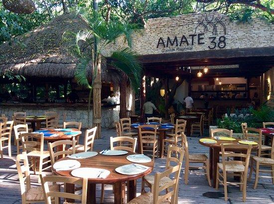 amarte 38 - mejores restaurantes playa del carmen