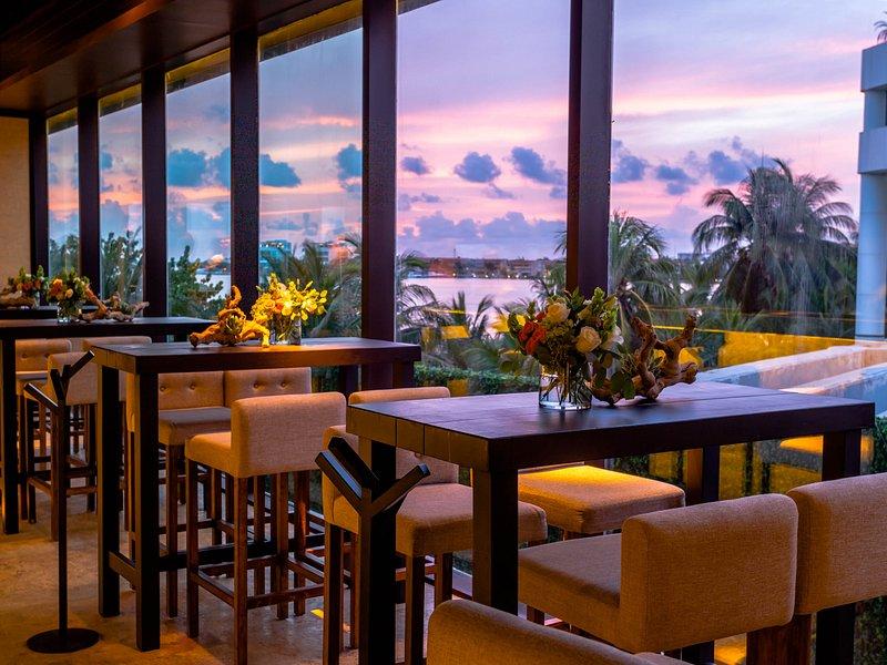 Cenacolo restaurante italiano cancun mexico