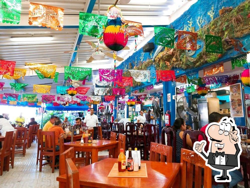 El cejas - mejores restaurantes de maricos en cancun