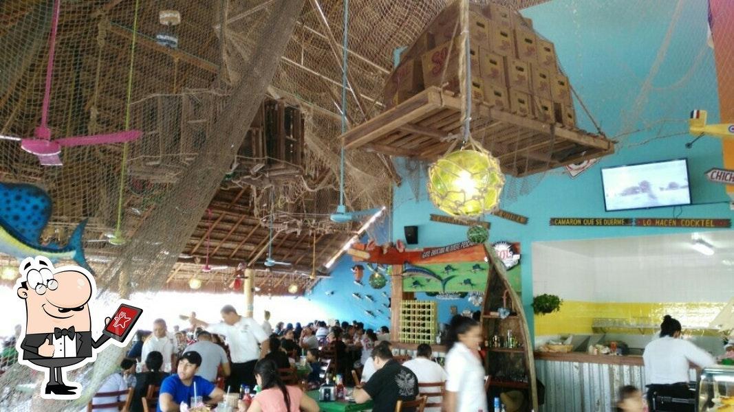 El timón de Cancún - restaurantes de maricos economicos en cancun