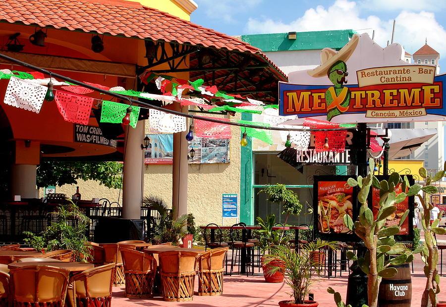 Mextreme - restaurante de comida mexicana zona hotelera
