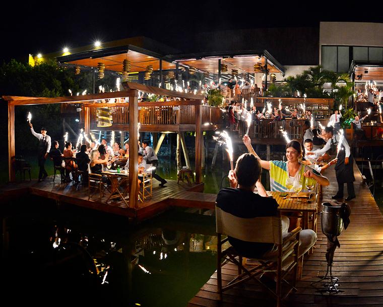 Restaurantes Zona Hotelera Cancún