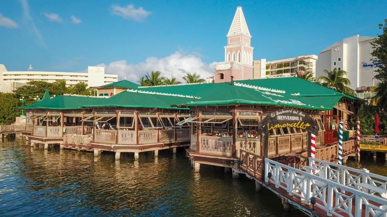 limoncello restaurante italiano cancun